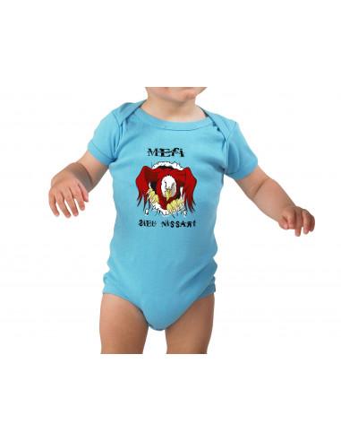 Aigle Mefi, body bébé nissart