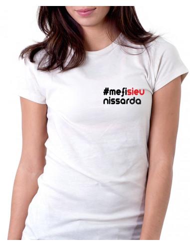 Mefi Sieù NIssarda, tee-shirt femme en nissart
