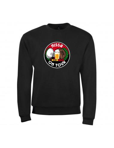 Nissa On Tour sweat-shirt supporter de Nice