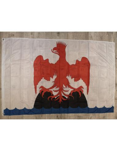 PICHIN DRAPEÙ COUNTEA, le drapeau du Comté de Nice