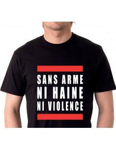 Sweat-shirt du slogan niçois M'en bati sieù nissart