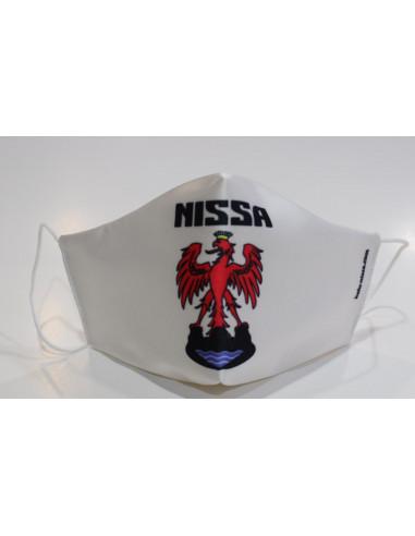 Nouveau Masque  Aigle du comté Nissa