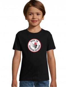 Pichin nissart, le tshirt # de Nice pour les enfants