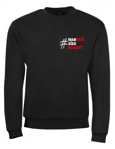 tee-shirt FICANAS noir, tee shirt nissart femme